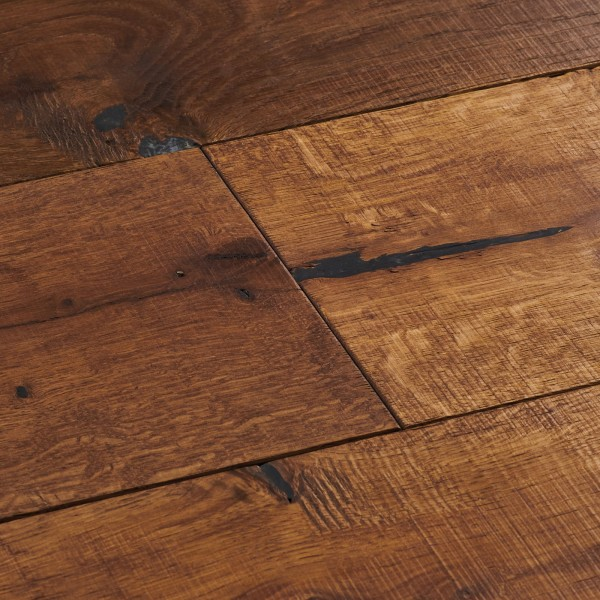 Woodpecker Berkeley Rugged Oak Engineered Wood Flooring