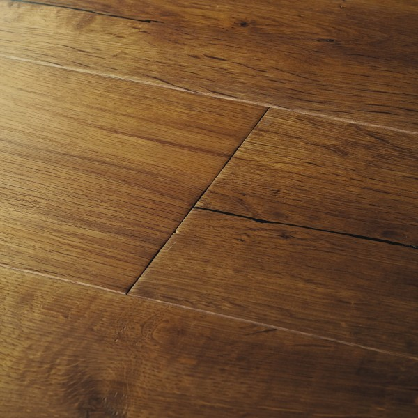 Woodpecker Berkeley Smoked Oak Engineered Wood Flooring