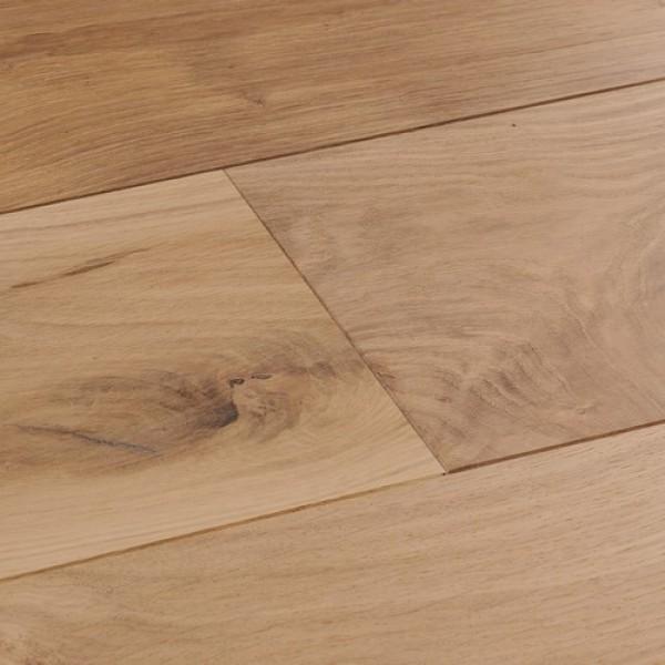Woodpecker Harlech Raw Oak 190mm Engineered Wood Flooring