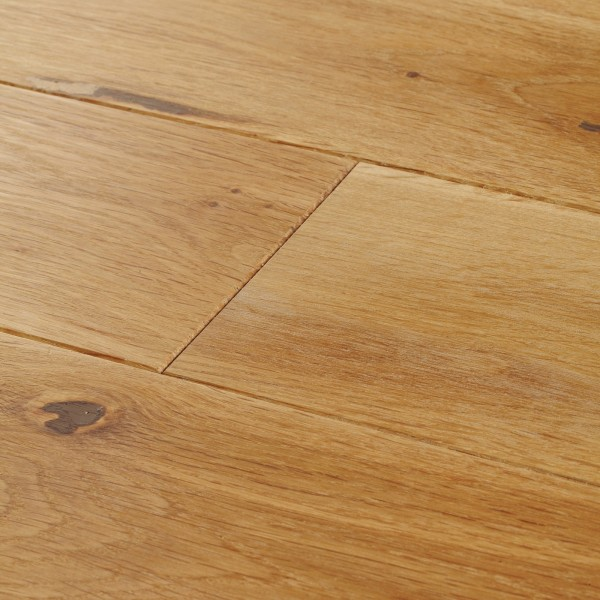 Woodpecker York Rustic Lacquered Solid Wood Flooring