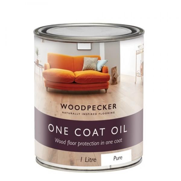 Woodpecker one coat oil