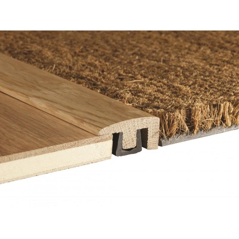 Woodpecker contour solid wood end 2700mm profile medium 15-18mm