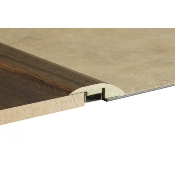 Woodpecker laminate wood effect ramp 2700mm profile